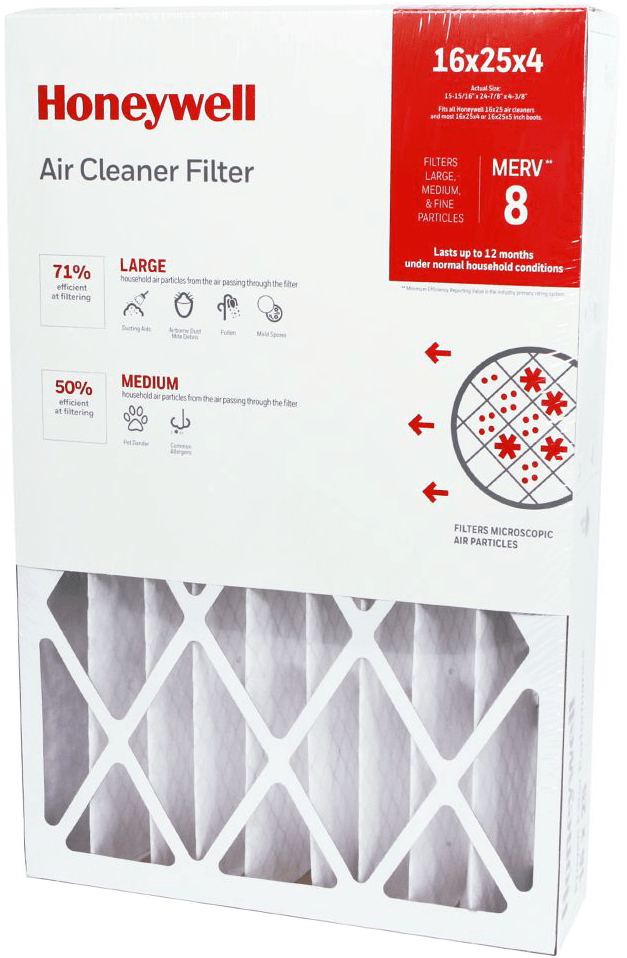 honeywell air filter for huber heights heating & cooling