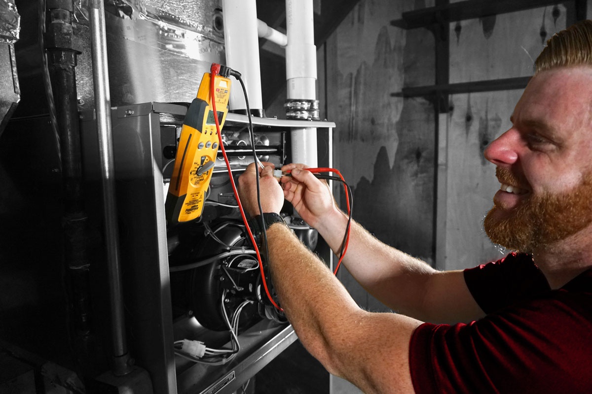 Huber Heights, OH Furnace Technician