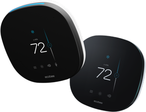smart thermostat huber heights heating & cooling
